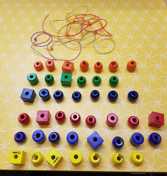 C5004: Threading Beads