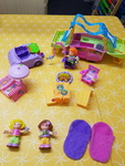 E4061: Little People Pop Up Camper Set