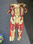 D1019: Iron Man Costume  Size 6-8