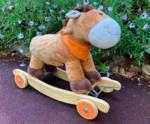AP14: Wheely Rocking Horse