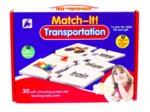 P77: Match It Transportation Puzzle