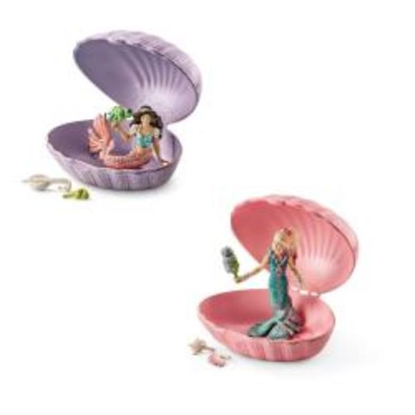 RP48: Schleich Mermaids in Shell - No Renewal Toy