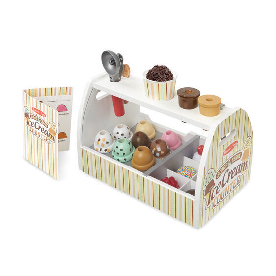 RP56: Scoop & Serve Ice Cream Counter - No Renewal Toy