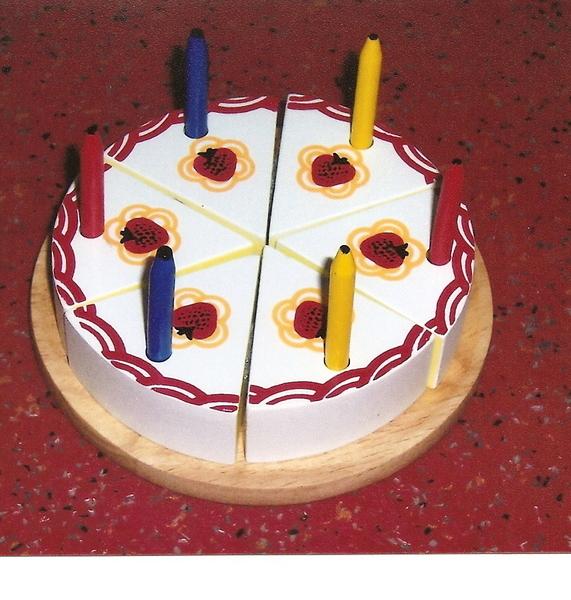 E42: BIRTHDAY CAKE