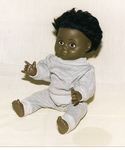 E200: BOY ABORIGINAL DOLL