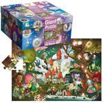 J84: Giant castle puzzle