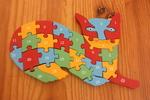 J253: Colour cat puzzle