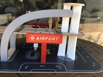 T31: Airport car park set