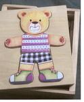 J10: BEAR DRESS-UP PUZZLE