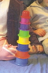 B15: STACKING CUPS