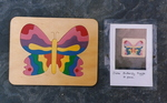 J654: BUTTERFLY PUZZLE