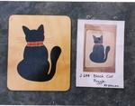 J698: BLACK CAT PUZZLE