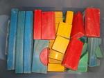 16: Wooden Building Blocks
