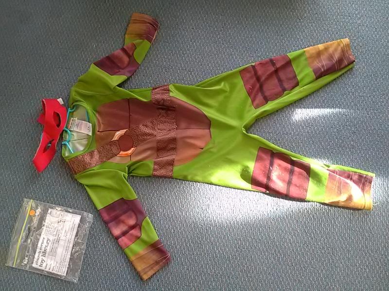1184: Teenage Mutant Ninja Turtles Costume