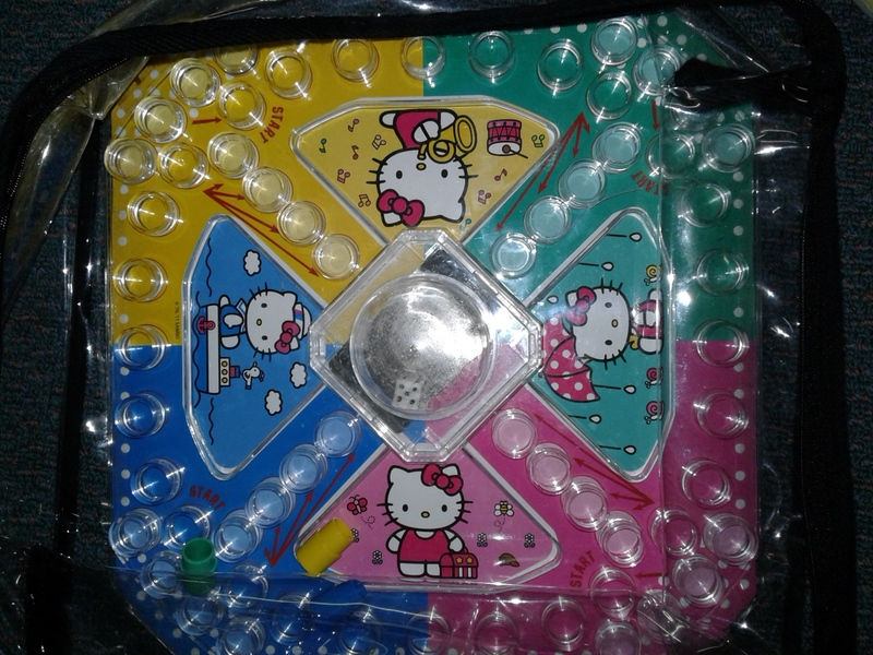 1193: hello Kitty Popup Game
