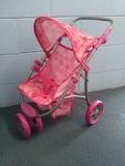 1197: Stroller- front swivel wheel