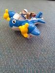 1203: Police Plane Pete