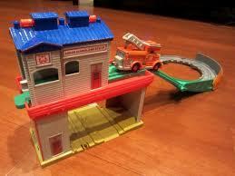 1206: Fire engine Flynn-take n play