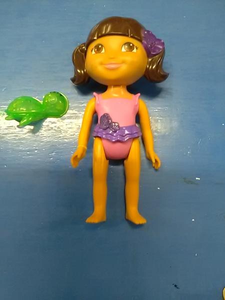1214: Dora Bath Doll