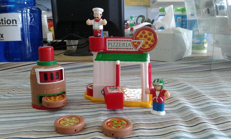 1215: Marios Pizza
