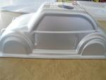 1227: Car Cake tin