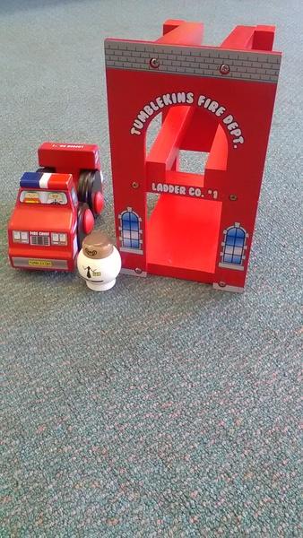 1246: Tumblekins Fire Station