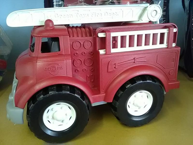 1251: Firetruck