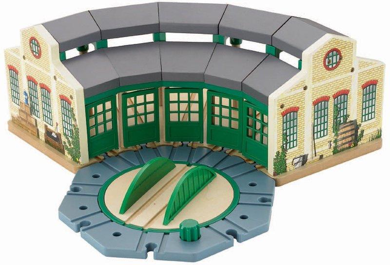 1276: Train House