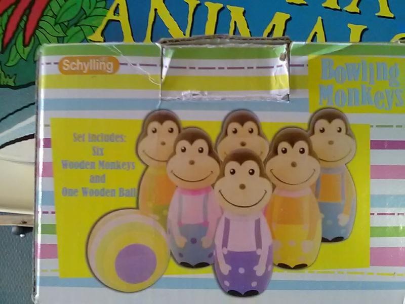 1302: Bowling Monkeys