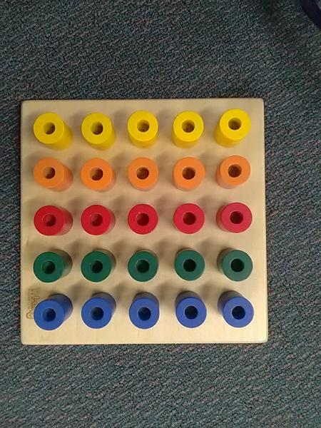 1305: Peg Board