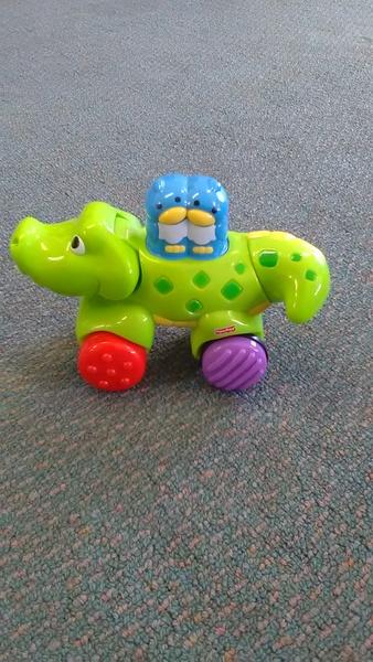 1309: crocodile push and play