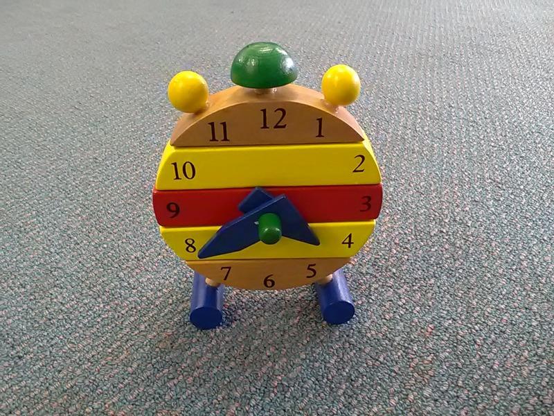 1312: clock stacker