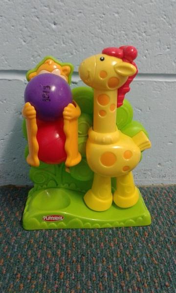 1313: Kicking Giraffe