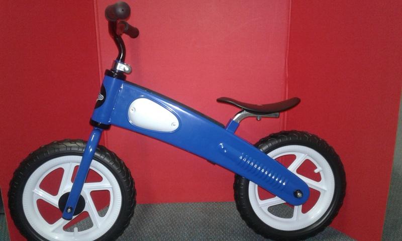 1337: balance bike, Blue, Eurotrike