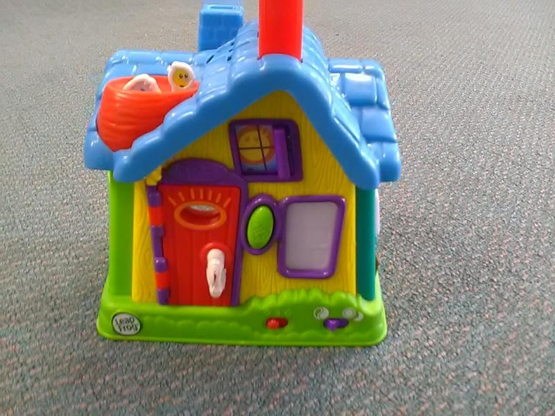 1353: leapfrog house