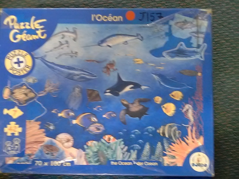 J157: Ocean floor puzzle