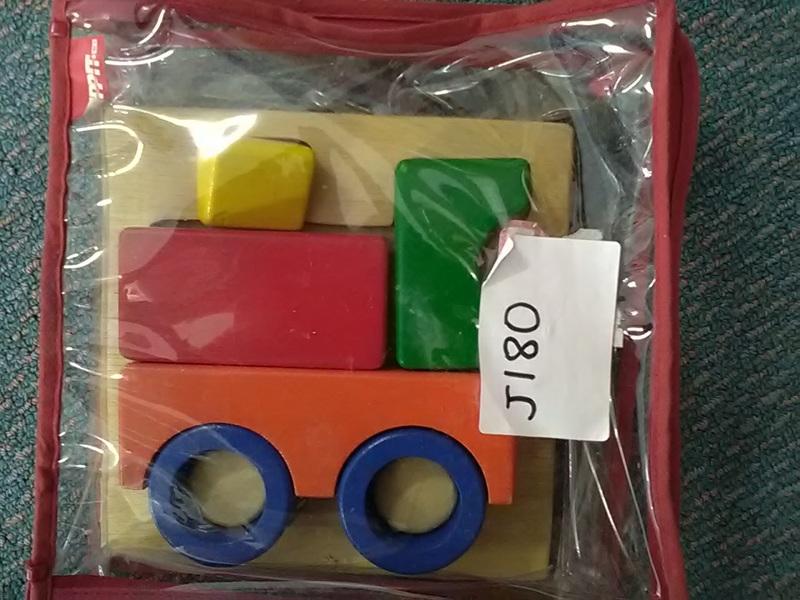 J180: Train Tray Puzzle