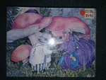 J191: Country/Town Mouse Puzzle (70 piece)