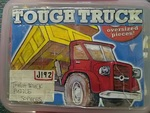 J192: Tough Truck Floor Puzzle (50)