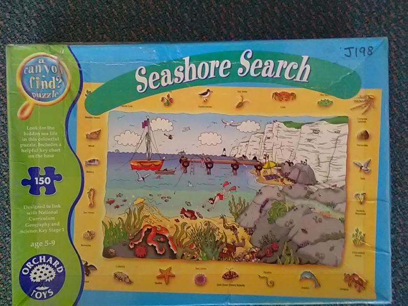 J198: Seashore (150)