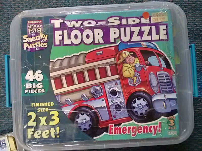 J199: Emergency Double-sided Puzzle (46)