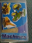 J202: Machines (3x 3pce)