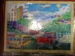J234: Wooden Transportation Puzzle