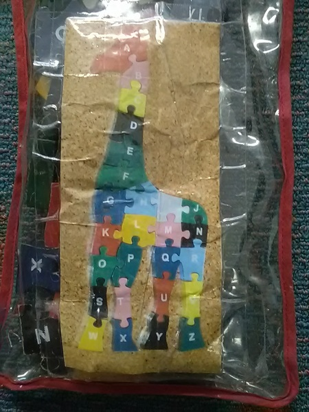 J247: Giraffe 123 and ABC