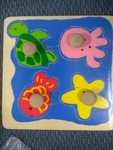 J261: sea life Puzzle