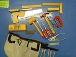 528: Wooden tool Set