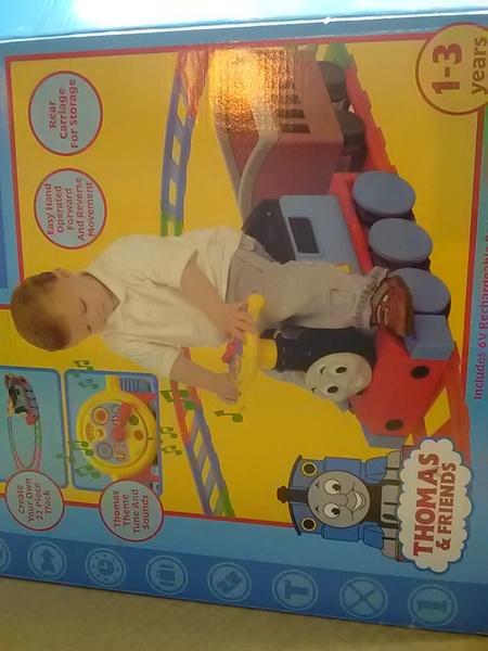1359: Ride on Thomas