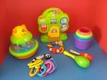15: Baby toys mixed