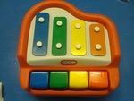 44: Little tikes xylophone