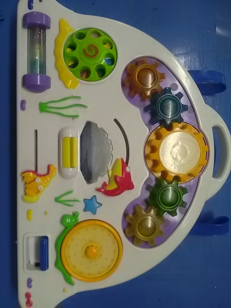 82: Cot toy